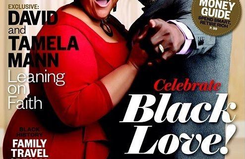 David & Tamela Mann Grace The Cover 'Ebony' Magazine ...