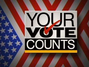 YOUR VOTE COUNTS-PRAISEDC