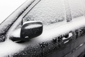 CAR AND SNOW-ELEV8
