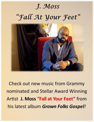 J Moss Fall At Your Feet