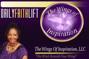 Daily Faith Lift Logo