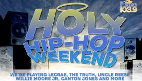 Holy Hip Hop weekend