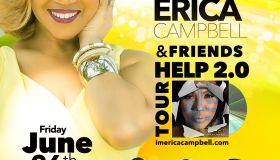 Erica Campbell Tour