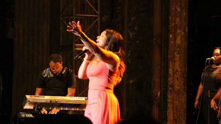 Erica Campbell & Friends 2.0 Tour At The Keswick