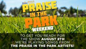 Praise In the Park Weekend