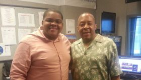 Geoffrey Golden At Praise 103.9 Philly #1