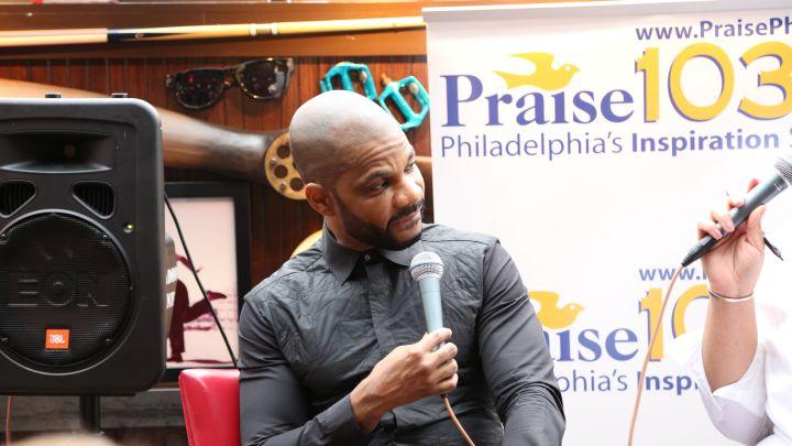 Kirk Franklin Album Release Party In Philadelphia {Photo Gallery}