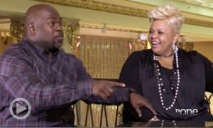 """David And Tamela Mann Talk """"The Gospel Tradition: In Performance at the White House"""