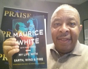 Maurice White Book cover
