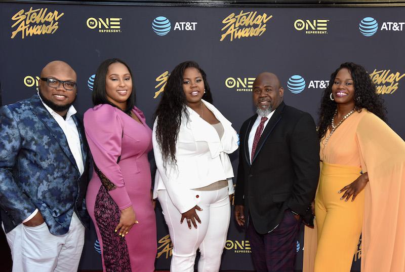 Stellar Awards Red Carpet 2017