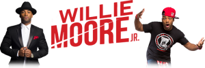 The Willie Moore Jr Show Logo