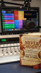 Never Caught - Book cover