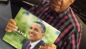 Obama Book / Jerry Wells WPPZ Studio