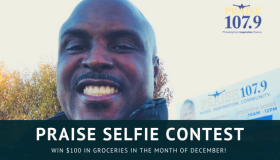 Praise Selfie Contest