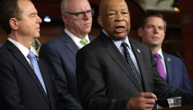 House Democrats Speak To Press After Weekly Caucus Meeting