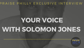 Solomon Jones Interviews