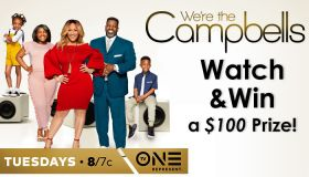 We're The Campbells, Watch & Win, Contest