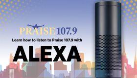 Praise 107.9 Alexa