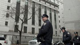 Federal Lawsuit Challenges NYC 'Stop And Frisk' Policy