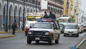 Veracruz Rebounds After The Mexican Military Secures The City