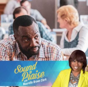 Malik Yoba on The Sound of Praise with Maurette Brown Clark