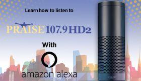 Praise HD Alexa