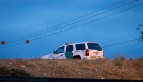 Border Mexico - USA